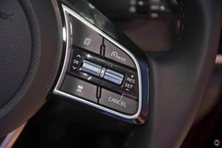 2020 Kia Cerato BD MY21 Sport+ Red 6 Speed Sports Automatic Sedan.