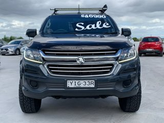 2018 Holden Colorado RG MY18 LT Pickup Crew Cab Grey 6 Speed Sports Automatic Utility