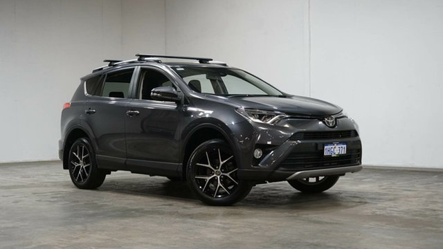 Used Toyota RAV4 ZSA42R GXL 2WD Welshpool, 2018 Toyota RAV4 ZSA42R GXL 2WD Grey 7 Speed Constant Variable Wagon