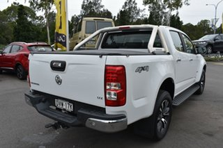 2016 Holden Colorado RG MY16 LTZ Crew Cab White 6 Speed Manual Utility.