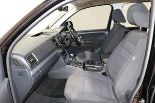 2017 Volkswagen Amarok 2H MY17 V6 TDI 550 Highline Black 8 Speed Automatic Dual Cab Utility