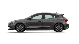 2019 Ford Focus SA 2019.75MY ST-Line Grey 8 Speed Automatic Hatchback