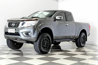 2016 Nissan Navara NP300 D23 ST (4x4) Grey 7 Speed Automatic King Cab Utility