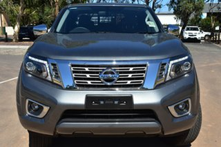 2020 Nissan Navara D23 S4 MY20 ST-X King Cab Slate Grey 7 Speed Sports Automatic Utility.