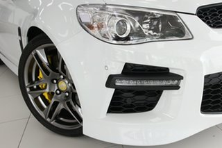 2015 Holden Special Vehicles GTS Gen F MY15 White 6 Speed Auto Active Sequential Sedan.