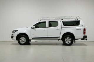 2017 Holden Colorado RG MY17 LS (4x4) White 6 Speed Automatic Crew Cab Pickup