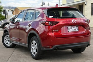 2017 Mazda CX-5 KF2W76 Maxx SKYACTIV-MT FWD Soul Red Crystal 6 Speed Manual Wagon.