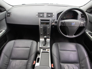 2008 Volvo S40 MY08 T5 AWD Blue 5 Speed Auto Geartronic Sedan