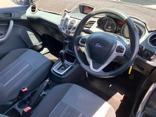 2009 Ford Fiesta WS CL Blue 4 Speed Automatic Hatchback