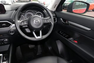 2018 Mazda CX-5 KF4WLA Touring SKYACTIV-Drive i-ACTIV AWD Red 6 Speed Sports Automatic SUV