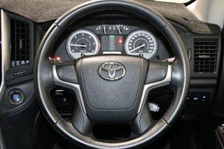 2015 Toyota Landcruiser VDJ200R MY16 GXL (4x4) Onyx Blue 6 Speed Automatic Wagon