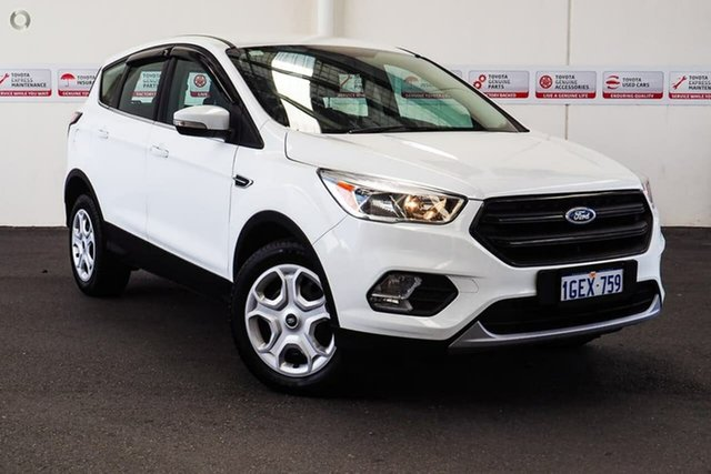 Pre-Owned Ford Escape ZG Ambiente (FWD) Rockingham, 2016 Ford Escape ZG Ambiente (FWD) 6 Speed Automatic SUV