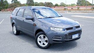 2011 Ford Territory SZ TX Seq Sport Shift Grey 6 Speed Sports Automatic Wagon.