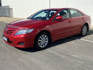 2011 Toyota Camry ACV40R 09 Upgrade Altise Wildfire 5 Speed Automatic Sedan.