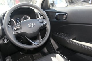 2020 Hyundai Venue QX.V3 MY21 Elite The Denim 6 Speed Automatic Wagon