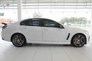 2015 Holden Special Vehicles GTS Gen F MY15 White 6 Speed Auto Active Sequential Sedan