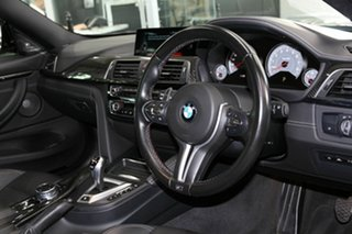 2016 BMW M4 F82 M-DCT Black 7 Speed Sports Automatic Dual Clutch Coupe