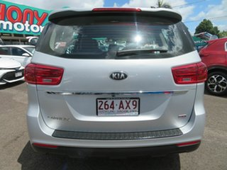 2019 Kia Carnival YP MY19 S Silver 8 Speed Sports Automatic Wagon
