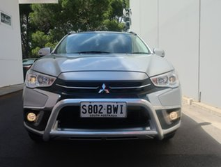 2018 Mitsubishi ASX XC MY18 LS 2WD Grey 1 Speed Constant Variable Wagon.