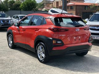 2019 Hyundai Kona OS.3 MY20 Active 2WD Orange 6 Speed Sports Automatic Wagon.