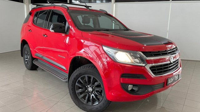 Used Holden Trailblazer RG MY18 Z71 Deer Park, 2017 Holden Trailblazer RG MY18 Z71 Red 6 Speed Sports Automatic Wagon