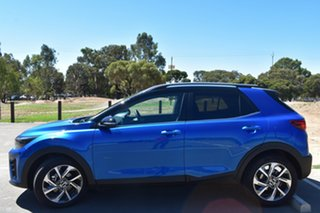 2020 Kia Stonic YB MY21 Sporty Blue/aurora B 7 Speed Sports Automatic Dual Clutch Wagon