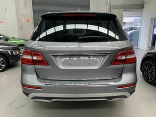 2013 Mercedes-Benz M-Class W166 ML250 BlueTEC 7G-Tronic + Silver 7 Speed Sports Automatic Wagon