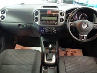2011 Volkswagen Tiguan 5N MY11 125TSI DSG 4MOTION Silver 7 Speed Sports Automatic Dual Clutch Wagon