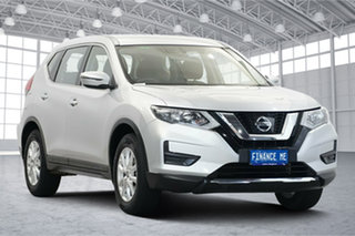 2019 Nissan X-Trail T32 Series II ST X-tronic 4WD White 7 Speed Constant Variable Wagon.