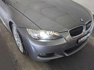 2007 BMW 3 Series E92 MY08 323i Steptronic Grey 6 Speed Sports Automatic Coupe.