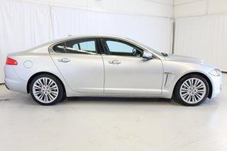 2014 Jaguar XF X250 MY14 S Luxury Silver 8 Speed Sports Automatic Sedan.