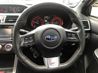 2015 Subaru WRX V1 MY15 STI AWD Premium Grey 6 Speed Manual Sedan