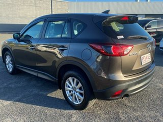 2014 Mazda CX-5 KE1071 MY14 Maxx SKYACTIV-Drive Sport Brown 6 Speed Sports Automatic Wagon