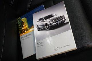 2012 Mercedes-Benz M-Class W166 ML250 BlueTEC 7G-Tronic + Silver 7 Speed Sports Automatic Wagon