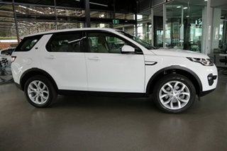 2017 Land Rover Discovery Sport L550 17MY HSE White 9 Speed Sports Automatic Wagon