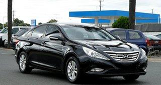 2012 Hyundai i45 YF MY11 Active Black 6 Speed Sports Automatic Sedan.