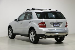 2007 Mercedes-Benz ML350 W164 07 Upgrade Luxury (4x4) Silver 7 Speed Automatic G-Tronic Wagon