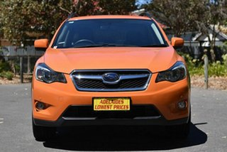 2015 Subaru XV G4X MY15 2.0i Lineartronic AWD Orange 6 Speed Constant Variable Wagon.