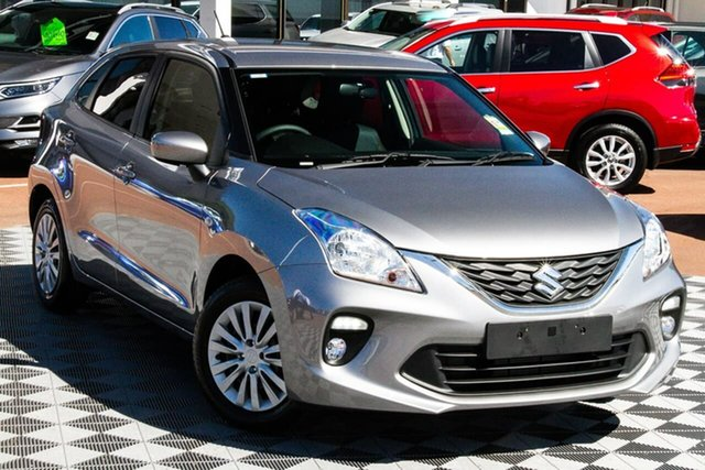 New Suzuki Baleno EW Series II GL Melville, 2020 Suzuki Baleno EW Series II GL Silver 4 Speed Automatic Hatchback