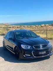2015 Holden Commodore VF II MY16 SS V Redline Black 6 Speed Sports Automatic Sedan