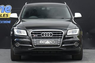 2013 Audi SQ5 8R MY14 TDI Tiptronic Quattro Black 8 Speed Sports Automatic Wagon.
