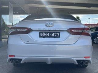 2020 Toyota Camry ASV70R SL White 6 Speed Sports Automatic Sedan.
