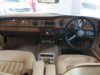 1982 Rolls-Royce Silver Spirit Gold 3 Speed Automatic Sedan