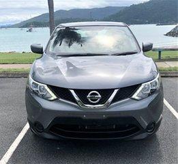 2017 Nissan Qashqai J11 ST Grey Automatic.