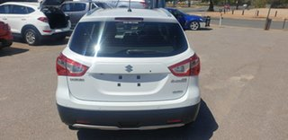 2013 Suzuki S-Cross JY GLX 4WD Prestige White 7 Speed Constant Variable Hatchback