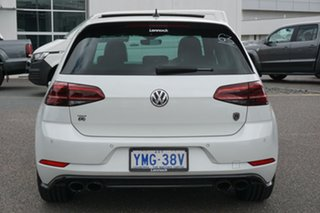 2017 Volkswagen Golf 7.5 MY18 R DSG 4MOTION Wolfsburg Edition White 7 Speed