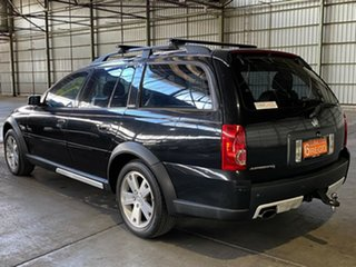 2005 Holden Adventra VZ CX6 Black 5 Speed Automatic Wagon