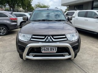 2015 Mitsubishi Challenger PC (KH) MY14 Iron Bark 5 Speed Sports Automatic Wagon