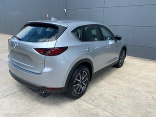 2020 Mazda CX-5 KF4WLA GT SKYACTIV-Drive i-ACTIV AWD Sonic Silver 6 Speed Sports Automatic Wagon