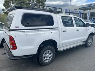 2010 Toyota Hilux KUN26R MY10 SR 5 Speed Manual Utility